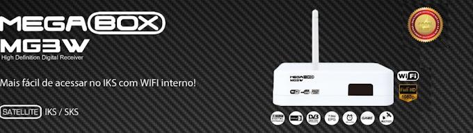 ATUALIZAÇÃO MEGABOX MG3W SATÉLITE – 25/03/2014