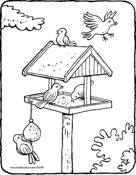malvorlagenvogelhaus kostenlos  kostenlose malvorlagen ideen