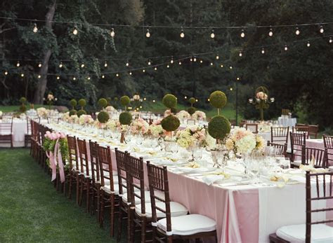 Pink Color Inspiration: Napa Valley Wedding at Meadowood