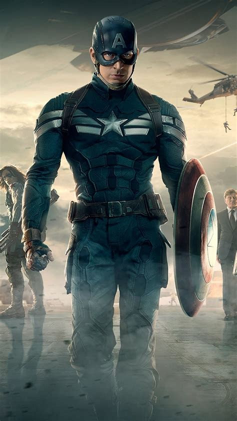 captain america iphone wallpapers gallery