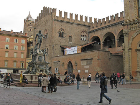 Travel Europe - Places of Interest in Bologna Italy