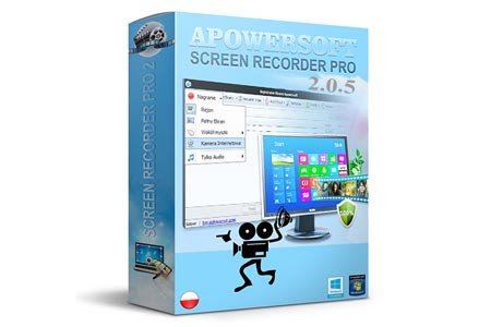 Apowersoft Screen Recorder Pro 2.0.5 + Serial Key