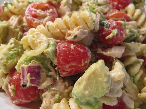 Chipotle Pasta Salad