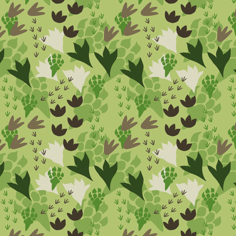 Spoonflower Wallpaper