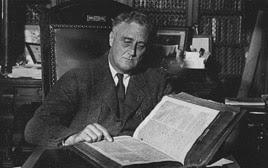 二战时期的美国总统罗斯福
