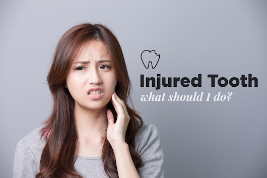 Light Dental Studios of Parkland: Injured Tooth - What Should I Do?