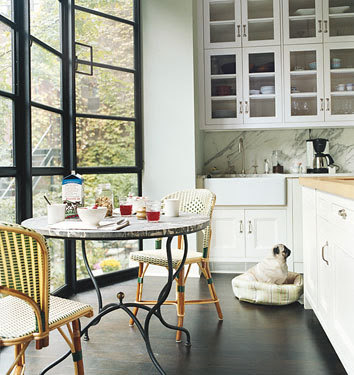 interior-classic kitchen