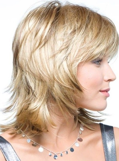 New 19 Layer Cut Hair Style For Ladies
