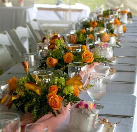 Wedding Flowers, Centerpieces, Table Decor, Hawaii Wedding