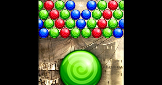 Pirates Bubble Shooter - Poppers Ball Mania