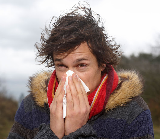 Keeping Your Nose Warm Can Prevent Cold Symptoms, Study Finds