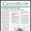 NEW CONNECTIONS NEWSLETTER! IT TAKES A LOT OF GALL: The Impudence ...