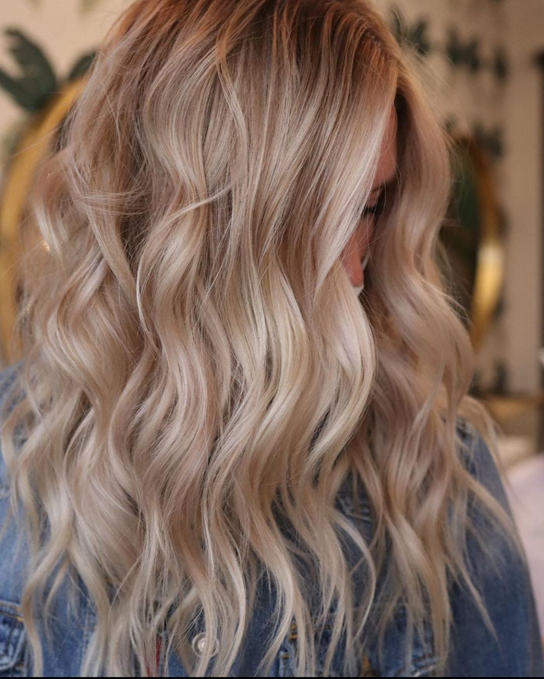 10 Female Long Hairstyle with Color Trend - Women Long Hair Color 2021