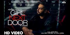 Girl Next Door Lyrics - Ashish Verma, Jay Seera
