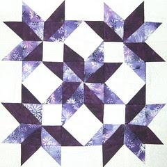 Snowflake block for Deb