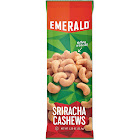 Snack Nuts Sriracha Cashews - 12 count, 1.25 oz tubes