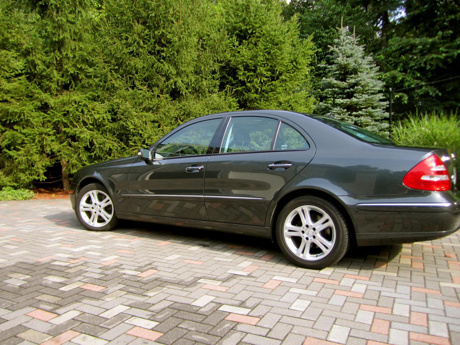 2004 Mercedes-Benz E-Class - Trim Information - CarGurus