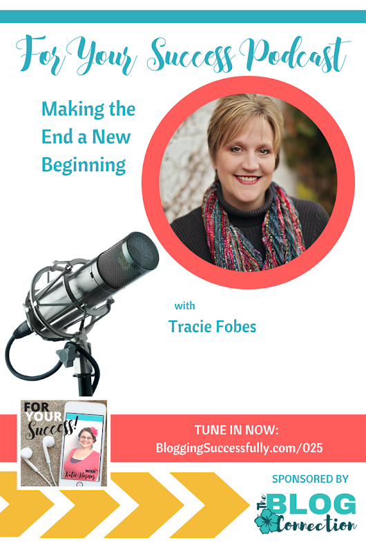 How to Grow a Business Around Finance with Tracie Fobes - Blogging SUCCESSfully