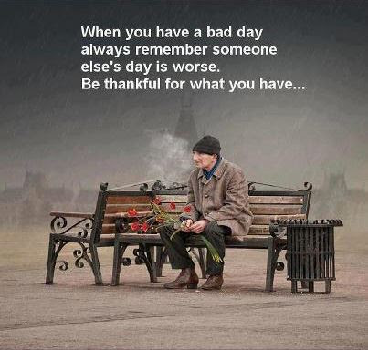 Yoddler When You Have A Bad Day Always Remember Someone Elses Day