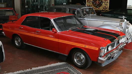 I just want one - Australian classic car marques are finding favour