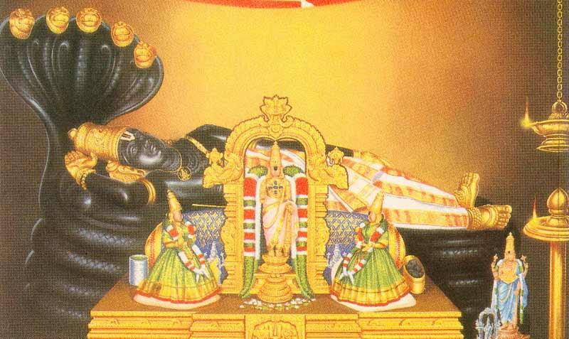 Sri Vishnu Ashtothram