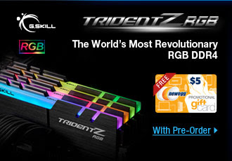 The World's Most Revolutionary RGB DDR4
