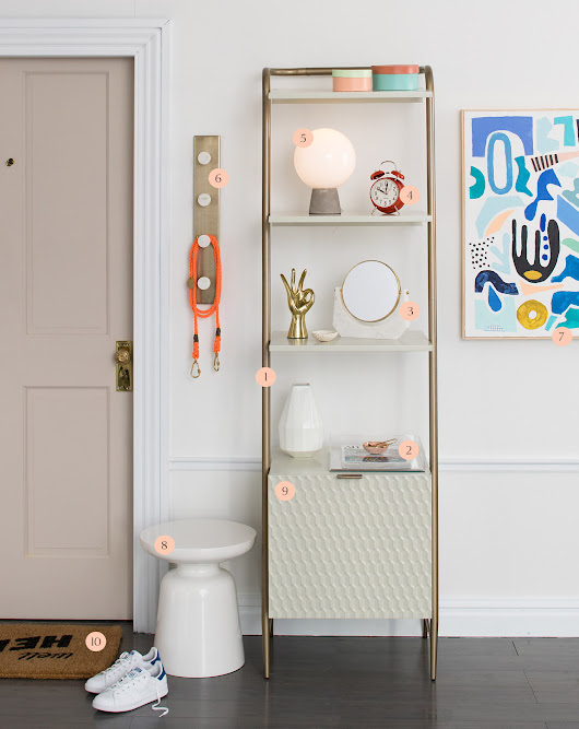 10 Ways To Give Your Small Entryway Big Impact - Front + Main