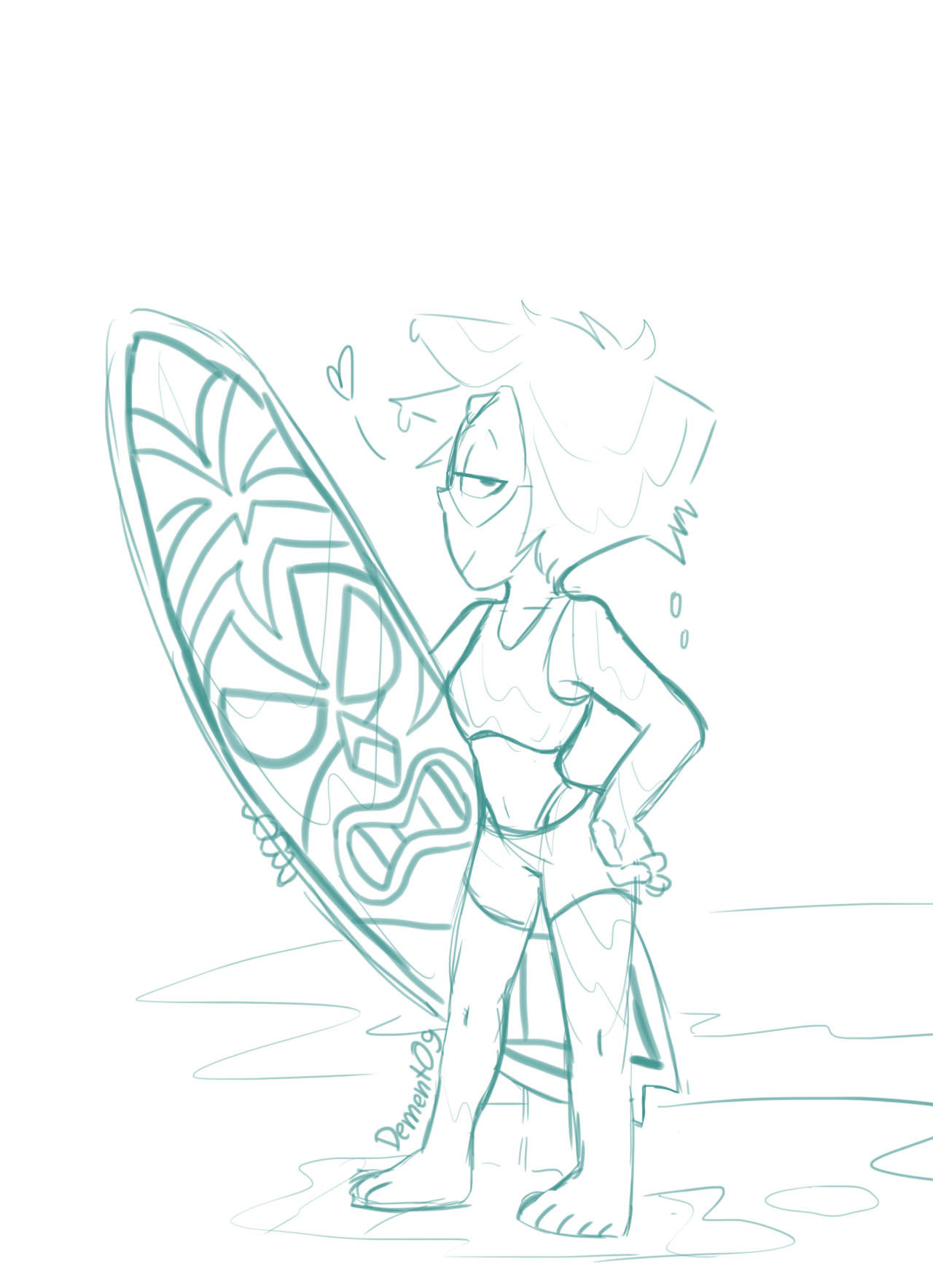 Lapis this is the third time today S T O P…