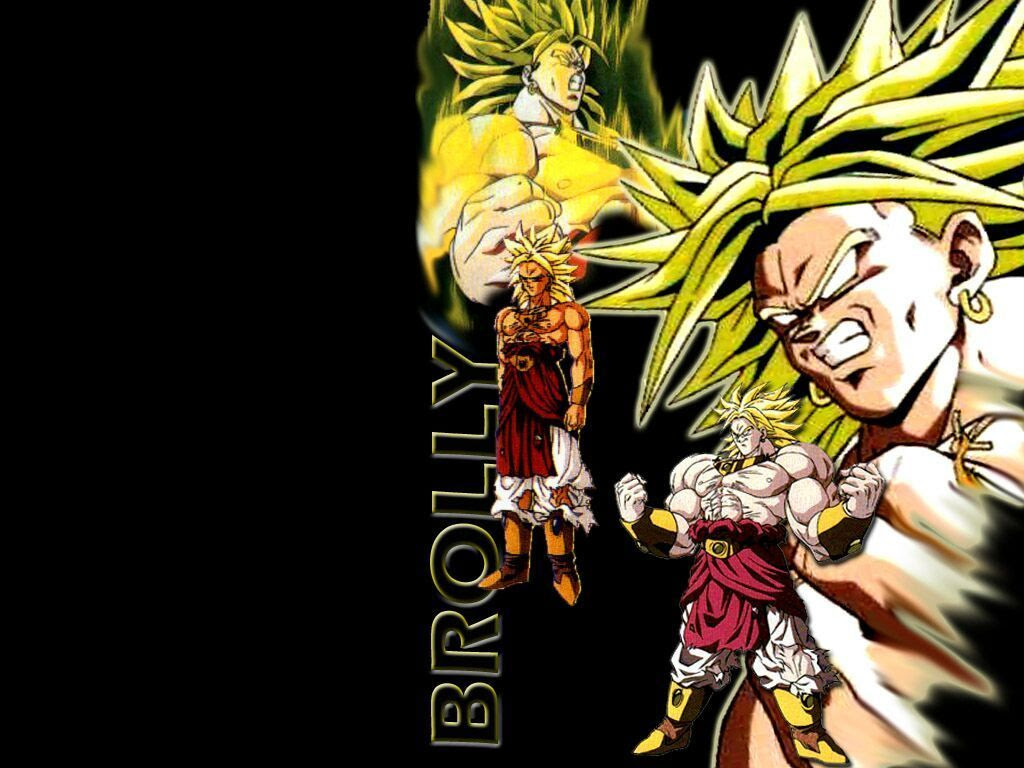 Broly Wallpaper Scroll Wallpapers