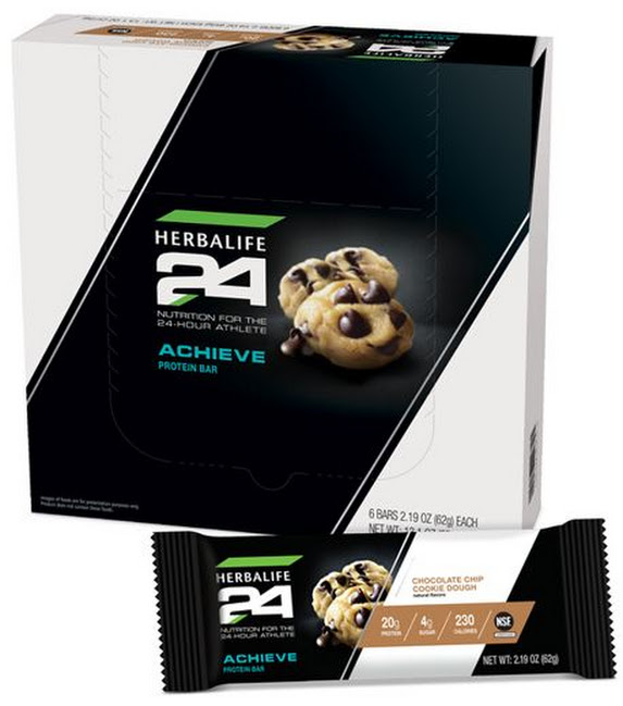 Herbalife 24 Achieve Protein Bar – The Ultimate Protein Bar