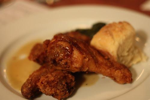 More Fried Chicken shot
