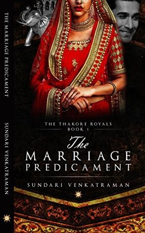 Book Spotlight of the Day: The Marriage Predicament by Sundari Venkatraman