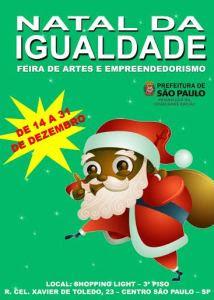 "SMPIR promove ""Natal da Igualdade"""