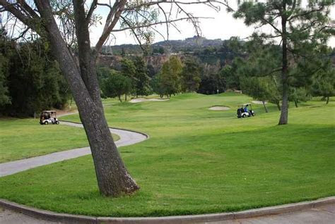 San Dimas Canyon Golf Course in San Dimas