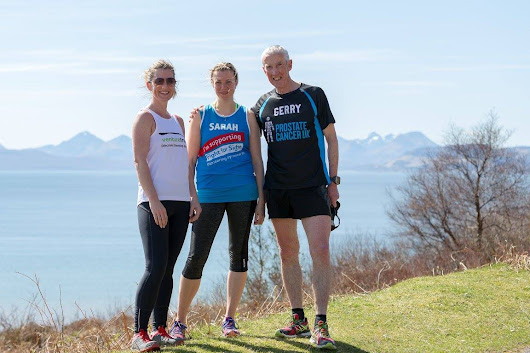 Applecross to be well represented in London Marathon