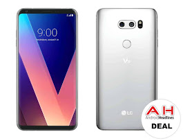 Deal: Save $300 on the LG V30 From Verizon ($22.50/month) – 12/11/17