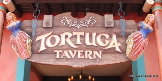Review: Lunch at Magic Kingdom's Tortuga Tavern (Updated BBQ Menu) | the disney food blog