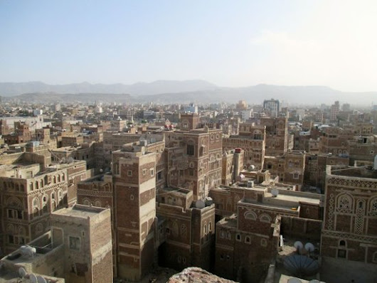 Sana'a (Idle Words)