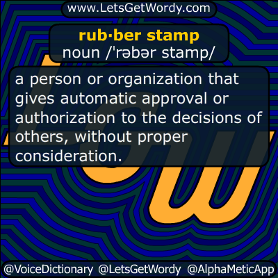 rubberstamp 11/28/2017 GFX Definition