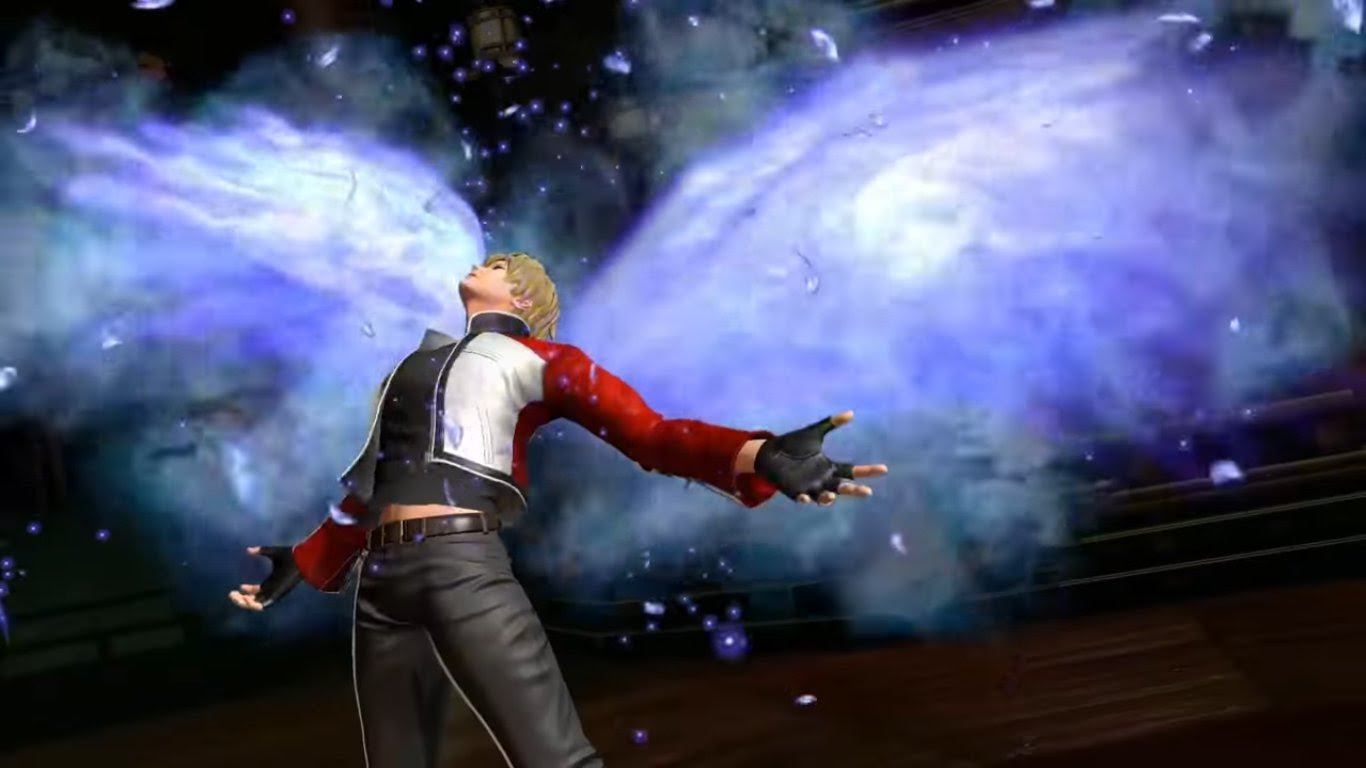King of Fighters XIV is coming to Steam this month, a beta is on the way screenshot