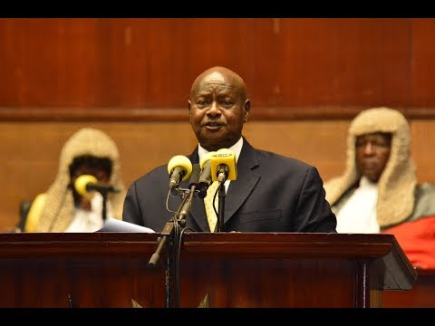 UGANDA: THE STATE OF THE NATION ADDRESS 2017