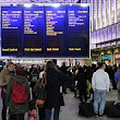 Thousands of rush hour commuters left stranded after damaged power lines cause 'massive' disruption on line linking King's Cross and Scotland