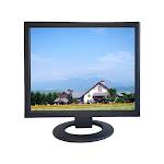 "ViewEra V198HB Black 19"" HDMI/BNC LCD/LED Security Monitor, 250cd/m2, 1000:1, HDMI, BNC In/Out, D-Sub"