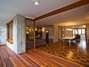 Com porta camarão, a varanda e a sala ficam interligadas Foto: Pedro Napolitano