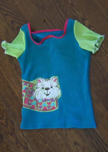 Doggy shirt