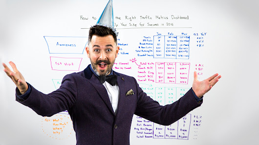 How to Build the Right Traffic Metrics Dashboard for 2016 - Whiteboard Friday