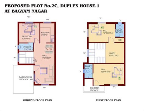 unique small duplex house plans small house plans