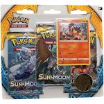 Pokemon - Sun & Moon 3 Booster Blister (Togedemaru)