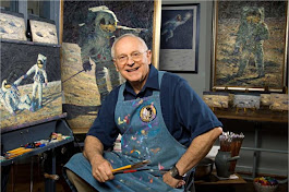 Alan Bean, moonwalker turned artist, dies at 86 – Spaceflight Now