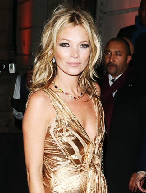 Kate Moss is Giving Your IPhone and IPad a High-Fashion Touch